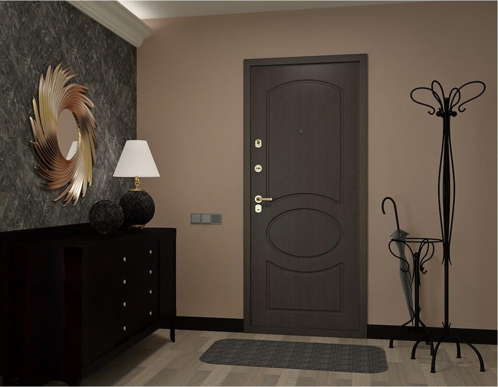 Рекомендации по выбору входной металлической двери