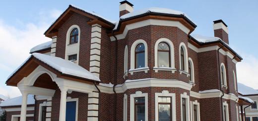 Не лучше ли сделать оформление фасада дома пенопластом?