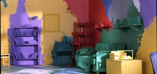 Выбираем краску для стен и потолка