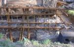 Как укрепить старый деревянный дом