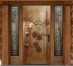 Ставить стальные или деревянные двери?