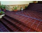 Как правильно использовать керамическую плитку для отделки террас