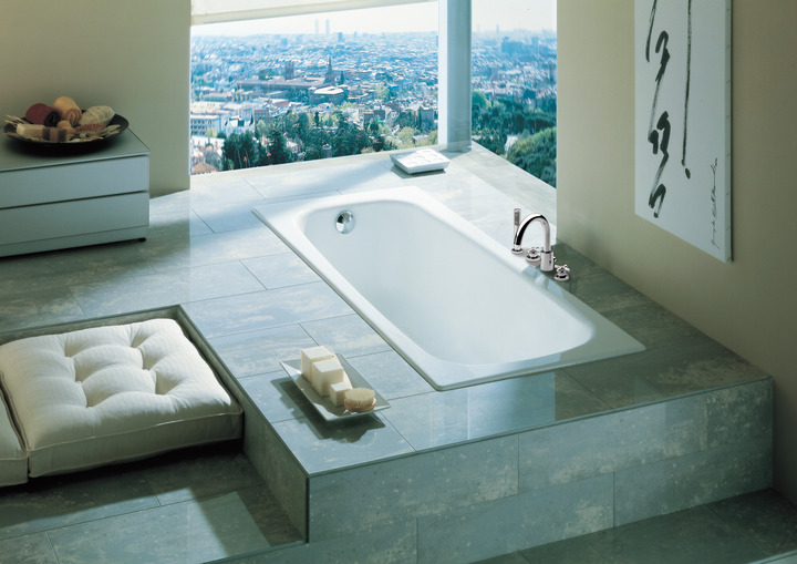 чугунные ванны Рока