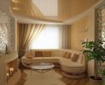Какой выбрать дизайн интерьера гостиной