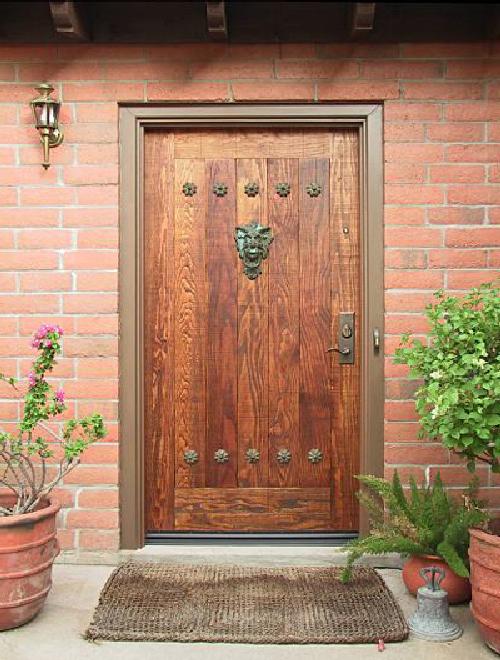 входные двери для дачи