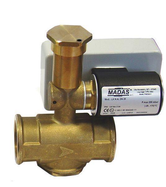 Трубопроводная арматура: клапаны. Как выбрать клапан отсечной?