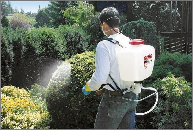 Правила выбора садового опрыскивателя