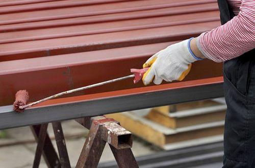 Краска по металлу: основные характеристики