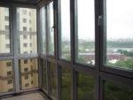 Из каких материалов производят балконные рамы