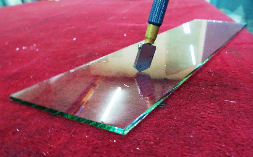 Инструмент для стекла. Угольники и быстрорезы